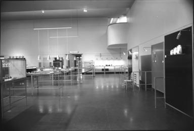 Design in Scandinavia. [04/20/1954 - 05/16/1954]. Installation view.