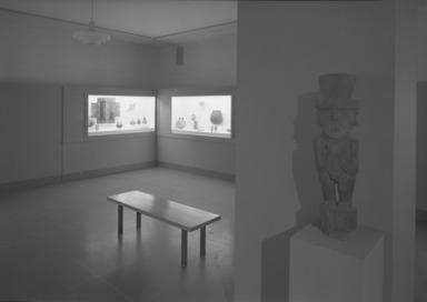 Ancient Art of the Americas, December 01, 1959 through January 03, 1960 (Image: PHO_E1959i043.jpg Brooklyn Museum photograph, 1959)