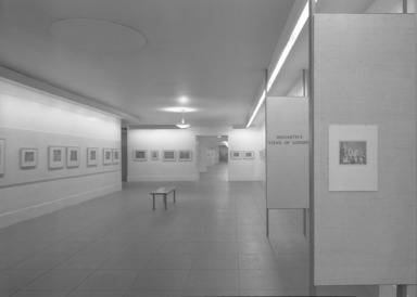 Drawings from the Museum Collection, January 19, 1962 through February 18, 1962 (Image: PHO_E1962i110.jpg Brooklyn Museum photograph, 1962)