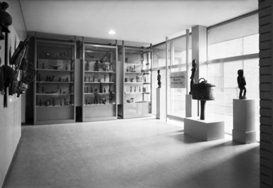 African Sculpture: Old and New, November 01, 1962 through January 13, 1963 (Image: PHO_E1962i146.jpg Brooklyn Museum photograph, 1962)