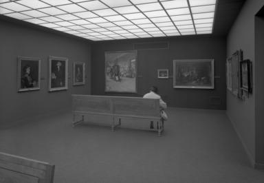 Triumph of Realism. [10/03/1967 - 11/19/1967]. Installation view.