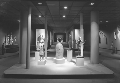 African Sculpture, May 20, 1970 through June 21, 1970 (Image: PHO_E1970i009.jpg Brooklyn Museum photograph, 1970)