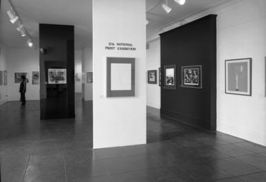 National Print Exhibition, 17th Biennial, June 01, 1970 through September 01, 1970 (Image: PHO_E1970i012.jpg Brooklyn Museum photograph, 1970)