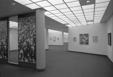 Russian Art of the Revolution, June 15, 1971 through July 25, 1971 (Image: PHO_E1971i006.jpg Brooklyn Museum photograph, 1971)