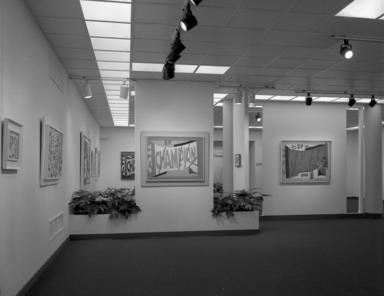Stuart Davis: Art and Art Theory, January 21, 1978 through March 19, 1978 (Image: PHO_E1978i004.jpg Brooklyn Museum photograph, 1978)