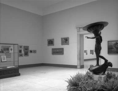 Perceptions and Evocations: The Art of Elihu Vedder, May 5, 1979 through July 8, 1979 (Image: PHO_E1979i037.jpg Brooklyn Museum photograph, 1979)