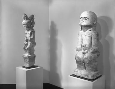 Art of the Archaic Indonesians, November 07, 1981 through January 31, 1982 (Image: PHO_E1981i083.jpg Brooklyn Museum photograph, 1981)