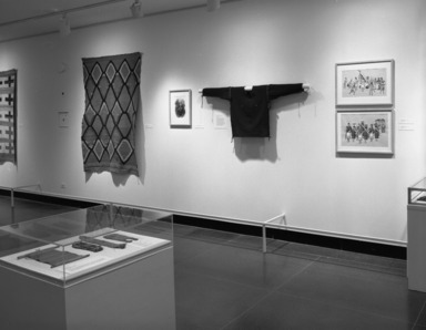 Curator's Choice II. Textile Arts of the American Southwest, March 01, 1984 through May 31, 1984 (Image: PHO_E1984i015.jpg Brooklyn Museum photograph, 1984)