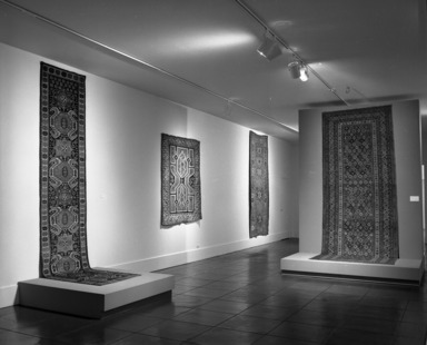 Joseph V. McMullan Rug Collection, October 01, 1984 through June 02, 1985 (Image: PHO_E1984i058.jpg Brooklyn Museum photograph, 1984)