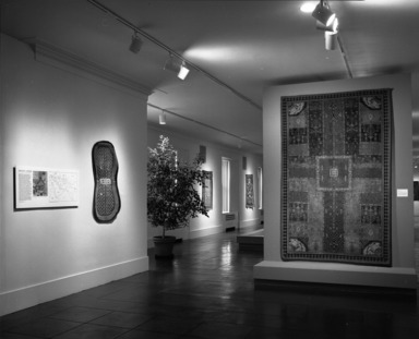 Joseph V. McMullan Rug Collection, October 01, 1984 through June 02, 1985 (Image: PHO_E1984i060.jpg Brooklyn Museum photograph, 1984)