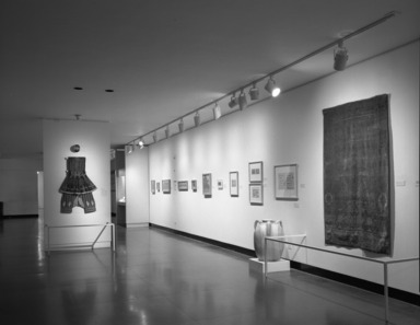 Curator's Choise: Islam in Africa. [02/21/1985 - 05/20/1985]. Installation view.