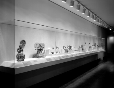 Curator's Choice: Ancient Sculptures in Clay, December 11, 1985 through March 24, 1986 (Image: PHO_E1985i124.jpg Brooklyn Museum photograph, 1985)