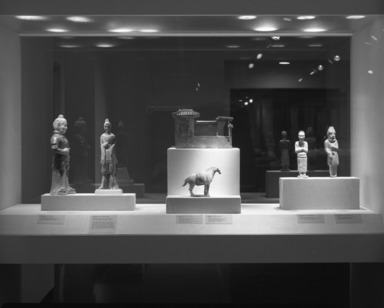 Curator's Choice: Ancient Sculptures in Clay, December 11, 1985 through March 24, 1986 (Image: PHO_E1985i126.jpg Brooklyn Museum photograph, 1985)