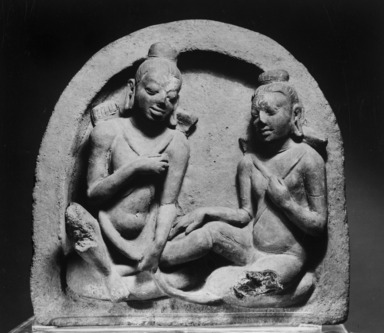 From Indian Earth: 4,000 Years of Terracotta Art, January 17, 1986 through April 14, 1986 (Image: PHO_E1986i002.jpg Brooklyn Museum photograph, 1986)