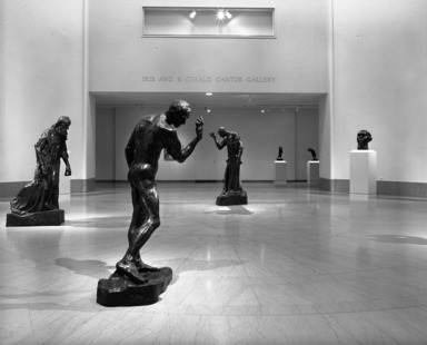 Rodin: The Cantor Gift to The Brooklyn Museum, November 01, 1987 through March 01, 1988 (Image: PHO_E1987i100.jpg Brooklyn Museum photograph, 1987)