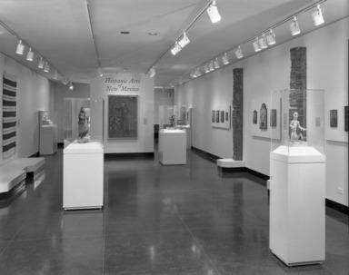 Hispanic Arts of New Mexico, October 20, 1989 through January 22, 1990 (Image: PHO_E1989i029.jpg Brooklyn Museum photograph, 1989)