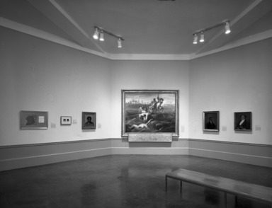 Facing History: The Black Image in American Art, 1710-1940, April 20, 1990 through June 25, 1990 (Image: PHO_E1990i014.jpg Brooklyn Museum photograph, 1990)