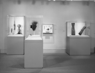 In Pursuit of the Spiritual: Oceanic Art Given by Mr. and Mrs. John A. Friede and Mrs. Melville W. Hall, October 12, 1990 through September 05, 1991 (Image: PHO_E1990i048.jpg Brooklyn Museum photograph, 1990)