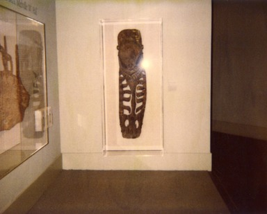In Pursuit of the Spiritual: Oceanic Art Given by Mr. and Mrs. John A. Friede and Mrs. Melville W. Hall, October 12, 1990 through September 05, 1991 (Image: PHO_E1990i055.jpg Brooklyn Museum photograph, 1990)