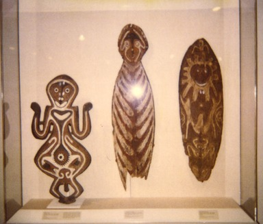 In Pursuit of the Spiritual: Oceanic Art Given by Mr. and Mrs. John A. Friede and Mrs. Melville W. Hall, October 12, 1990 through September 05, 1991 (Image: PHO_E1990i057.jpg Brooklyn Museum photograph, 1990)