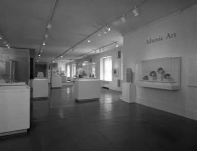 Islamic Art (installation), May 01, 1991 through 1991 (date unknown) (Image: PHO_E1991i005.jpg  photograph, 1991)