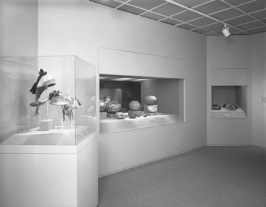 Objects of Myth and Memory, October 4, 1991 through December 30, 1991 (Image: PHO_E1991i020.jpg Brooklyn Museum photograph, 1991)
