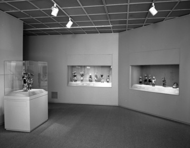 Objects of Myth and Memory, October 4, 1991 through December 30, 1991 (Image: PHO_E1991i022.jpg Brooklyn Museum photograph, 1991)