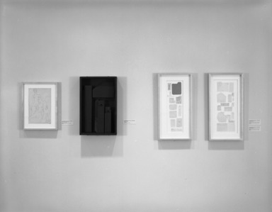The Second Dimension: Twentieth-Century Sculptors' Drawings from The Brooklyn Museum, June 25, 1993 through September 19, 1993 (Image: PHO_E1993i036.jpg Brooklyn Museum photograph, 1993)