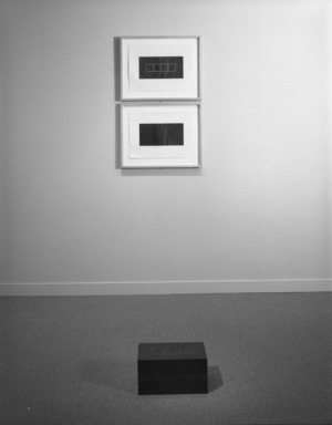 The Second Dimension: Twentieth-Century Sculptors' Drawings from The Brooklyn Museum, June 25, 1993 through September 19, 1993 (Image: PHO_E1993i038.jpg Brooklyn Museum photograph, 1993)