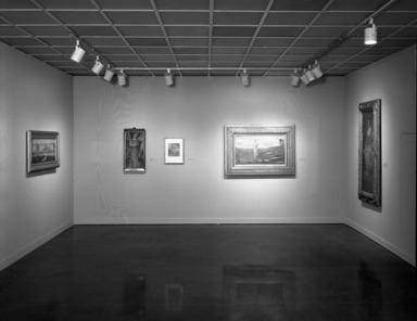 The Art of Thomas Wilmer Dewing: Beauty Reconfigured. [03/22/1996 - 06/09/1996]. Installation view.