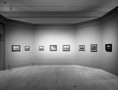 In the Light of Italy: Corot and Early Open-Air Painting, October 11, 1996 through January 12, 1997 (Image: PHO_E1996i030.jpg Brooklyn Museum photograph, 1996)