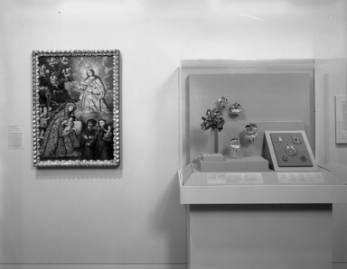 Converging Cultures: Art & Identity in Spanish America, March 1, 1996 through August 11, 1996 (Image: PHO_E1996i038.jpg Brooklyn Museum photograph, 1996)