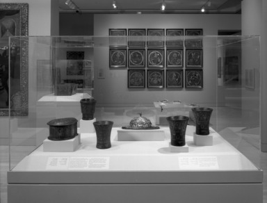 Converging Cultures: Art & Identity in Spanish America. [03/01/1996 - 08/11/1996]. Installation view.