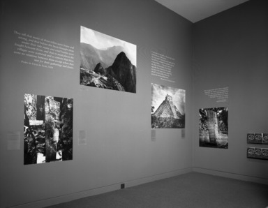 Converging Cultures: Art & Identity in Spanish America, March 1, 1996 through August 11, 1996 (Image: PHO_E1996i102.jpg Brooklyn Museum photograph, 1996)