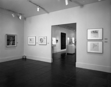 Rediscovering James Brooks: WPA Murals & Other Figural Works, February 07, 1997 through May 04, 1997 (Image: PHO_E1997i014.jpg Brooklyn Museum photograph, 1997)