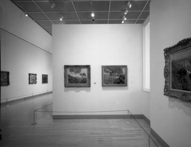 Monet and the Mediterranean, October 10, 1997 through January 4, 1998 (Image: PHO_E1997i081.jpg Brooklyn Museum. Justin van Soest,er photograph, 1997)