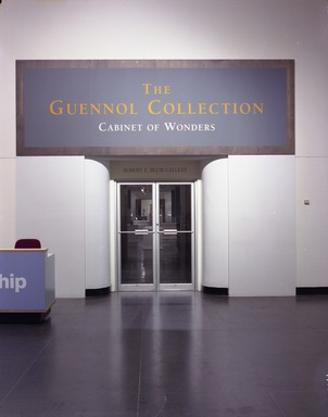 The Guennol Collection: Cabinet of Wonders. [02/25/2000 - 05/07/2000]. Installation view.