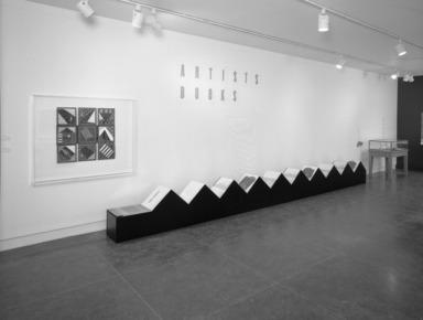 Working in Brooklyn: Artists Books, February 03, 2000 through May 07, 2000 (Image: PHO_E2000i044.jpg Brooklyn Museum photograph, 2000)