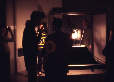 Some More Beginnings: Experiments in Art and Technology. (E.A.T.) [11/25/1968 - 01/05/1969]. Installation view.