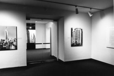 Skyscraper Style: Art Deco New York, January 15, 1975 through March 02, 1975 (Image: PSC_E1975i001.jpg Brooklyn Museum photograph, 1975)