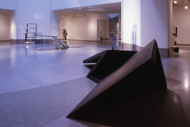 Beverly Pepper: Sculpture in Place, June 05, 1987 through August 03, 1987 (Image: PSC_E1987i068.jpg Brooklyn Museum photograph, 1987)