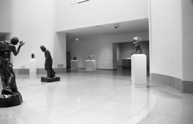 Rodin: The Cantor Gift to The Brooklyn Museum, November 01, 1987 through March 01, 1988 (Image: PSC_E1987i136.jpg Brooklyn Museum photograph, 1987)