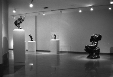 Rodin: The Cantor Gift to The Brooklyn Museum, November 01, 1987 through March 01, 1988 (Image: PSC_E1987i157.jpg Brooklyn Museum photograph, 1987)
