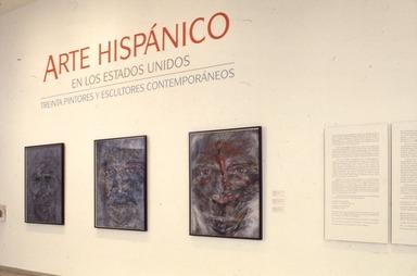 Hispanic Art in the United States, June 09, 1989 through September 04, 1989 (Image: PSC_E1989i042.jpg Brooklyn Museum photograph, 1989)
