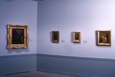Albert Pinkham Ryder, September 14, 1990 through January 8, 1991 (Image: PSC_E1990i143.jpg Brooklyn Museum photograph, 1990)