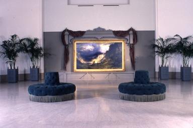 Albert Bierstadt, Art & Enterprise, February 8, 1991 through May 6, 1991 (Image: PSC_E1991i024.jpg Brooklyn Museum photograph, 1991)