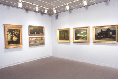 Painters of a New Century: The Eight & American Art. [06/26/1992 - 09/01/1992]. Installation view.