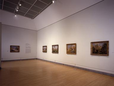 Monet and the Mediterranean, October 10, 1997 through January 4, 1998 (Image: PSC_E1997i011.jpg Brooklyn Museum. Justin van Soest,er photograph, 1997)