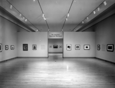Masters of Color and Light: Homer, Sargent and the American Watercolor Movement, May 07, 1998 through August 23, 1998 (Image: PSC_E1998i007.jpg Brooklyn Museum photograph, 1998)