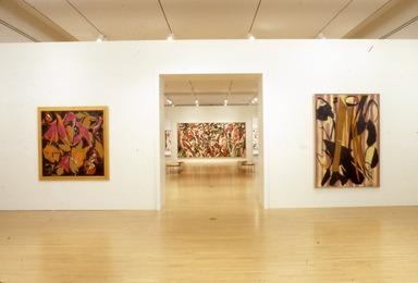 Lee Krasner, October 27, 2000 through January 7, 2001 (Image: PSC_E2000i019.jpg Brooklyn Museum photograph, 2000)